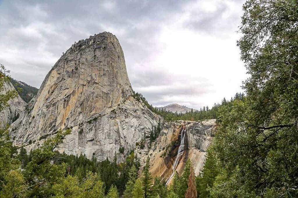 Yosemite Gods Cathedral