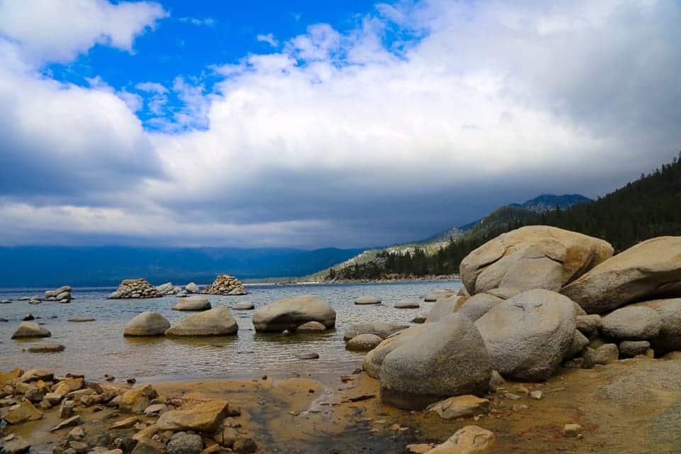 Lake Tahoe Trails - Sunny Coastlines Travel Blog
