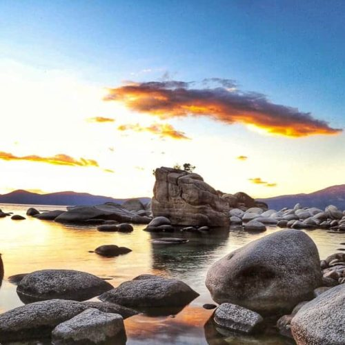 Lake Tahoe trails - Sunny Coastlines Travel Blog