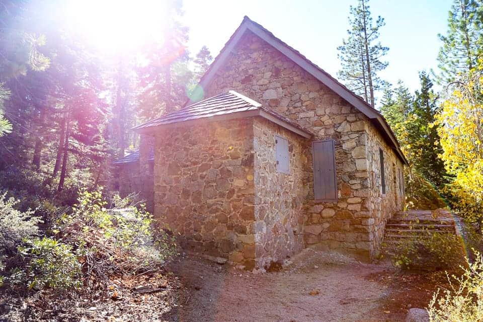 Autumn in Lake Tahoe - Sunny Coastlines Travel Blog