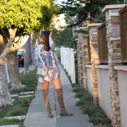 Fall Days in Free People - Sunny Coastlines Style Blog