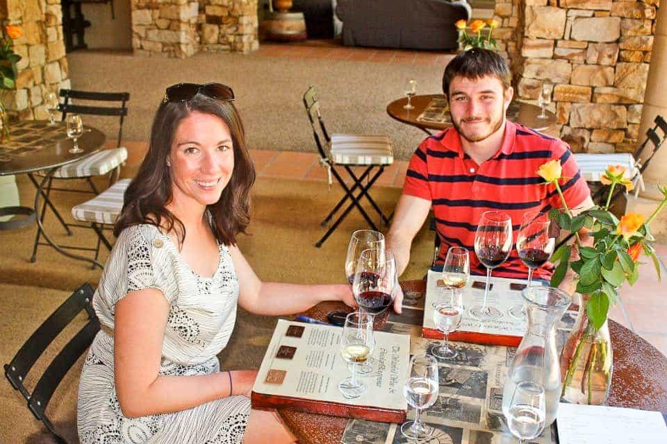 Wine Tasting in Stellenbosch, South Africa - Sunny Coastlines Travel Blog