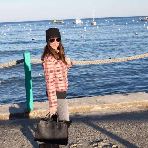 Cozy on Catalina Island - Sunny Coastlines Style Blog