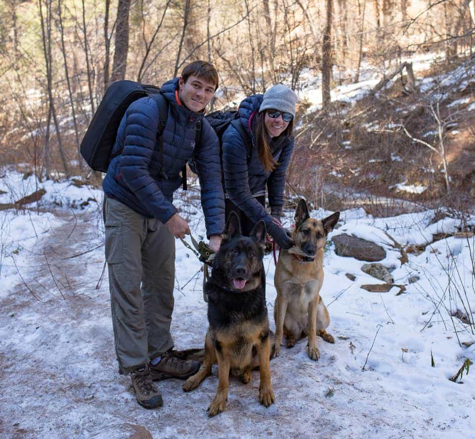 Surviving West Fork Trail in Oak Creek Canyon in Sedona - Sunny Coastlines Travel Blog