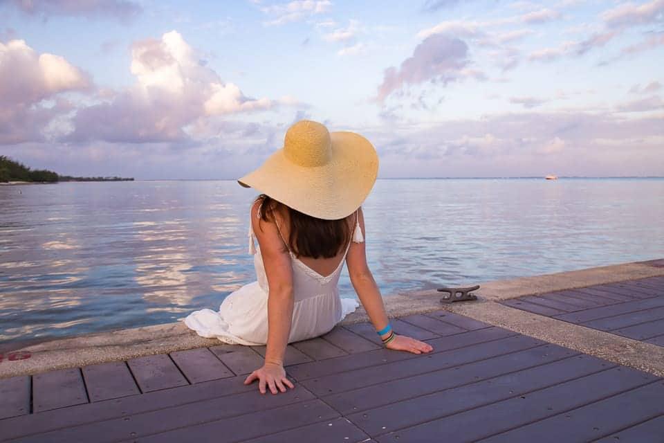 Sandy Beach Hems...~ Sunny Coastlines Style Blog