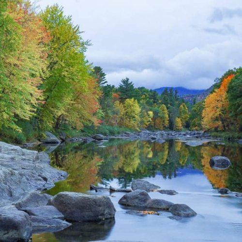 Autumn in the Adirondacks ~ Sunny Coastlines Travels