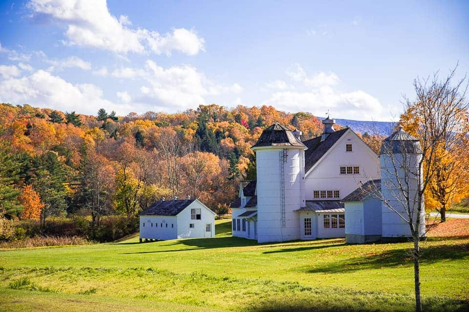 A Drive Throught Vermont ~ Sunny Coastlines Travel