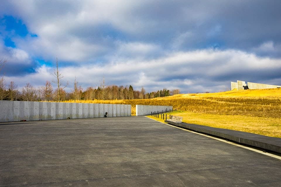 United 93 Memorial ~ Sunny Coastlines Travels