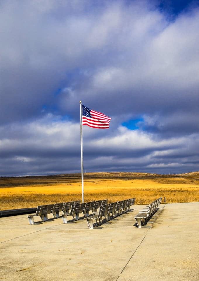 United 93 Memorial ~ Sunny Coastlines Travels