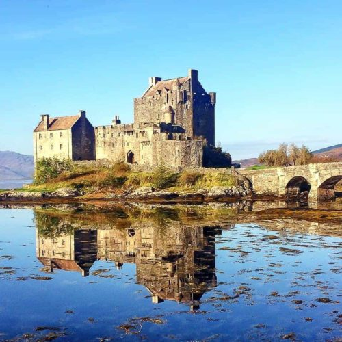 How to See 7 Epic Castles in 7 Days - Scotland Style