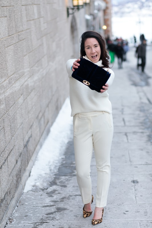 The A-List to Wear a Winter White Look ~ Sunny Coastlines Style