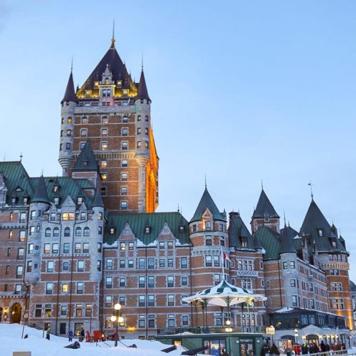 The Ultimate Winter Travel Guide to Québec City ~ Sunny Coastlines Travels