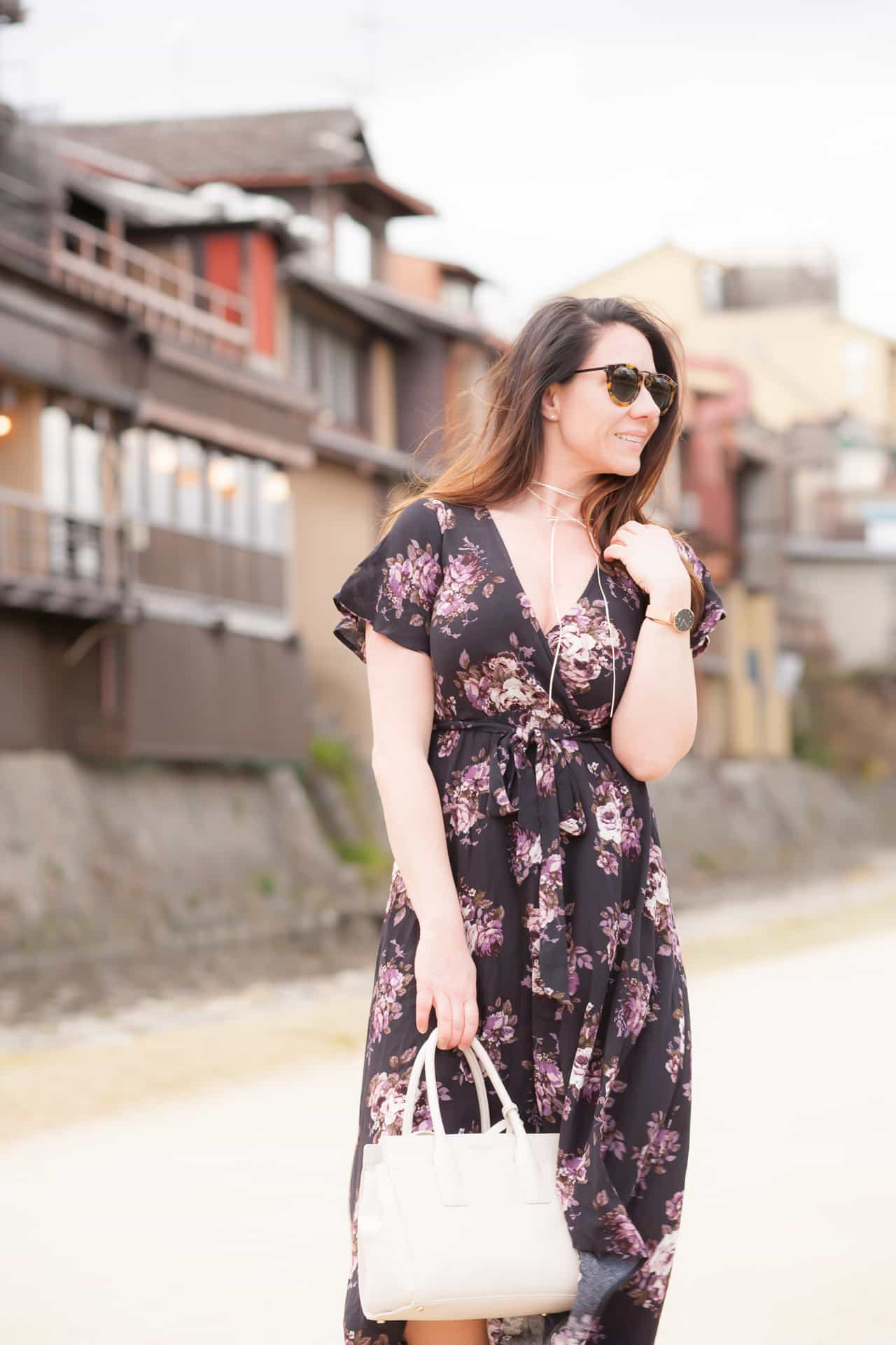 Blush and Florals Make for Spring's Best Combination ~ Sunny Coastlines Style Blog