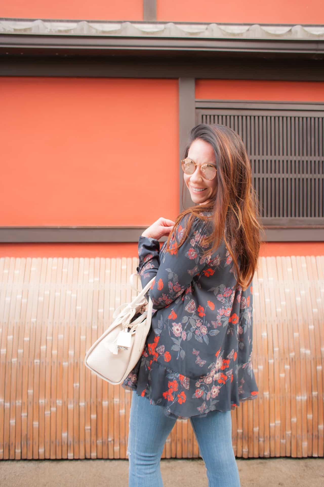 Strolling Through Pontocho Alley ~ Sunny Coastlines Style Blog