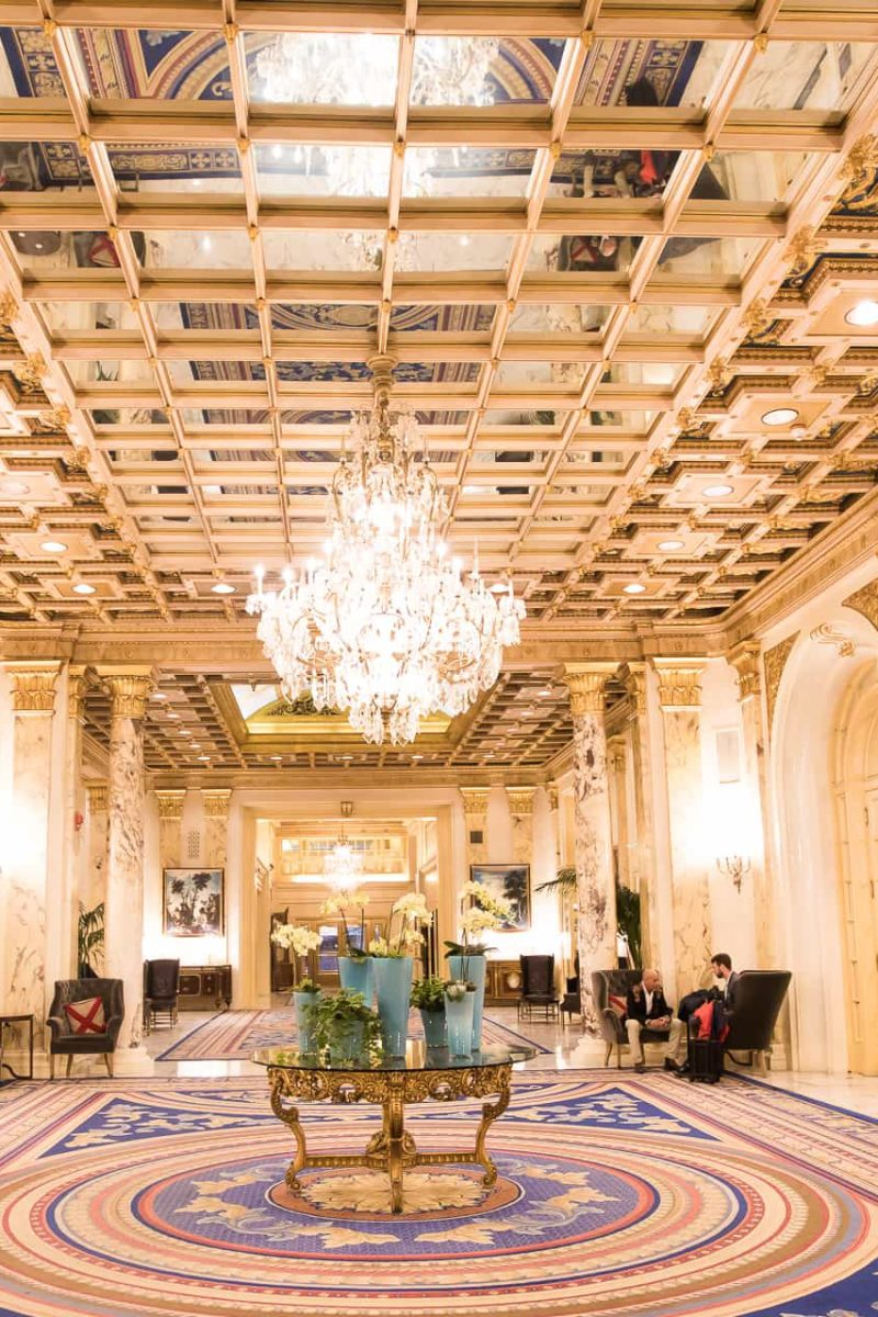 The Fairmont Copley Plaza: Defining Boston's Rich History