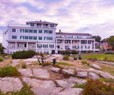 Take a Step Back in Time at the Elegant Emerson Inn | Rockport, MA.