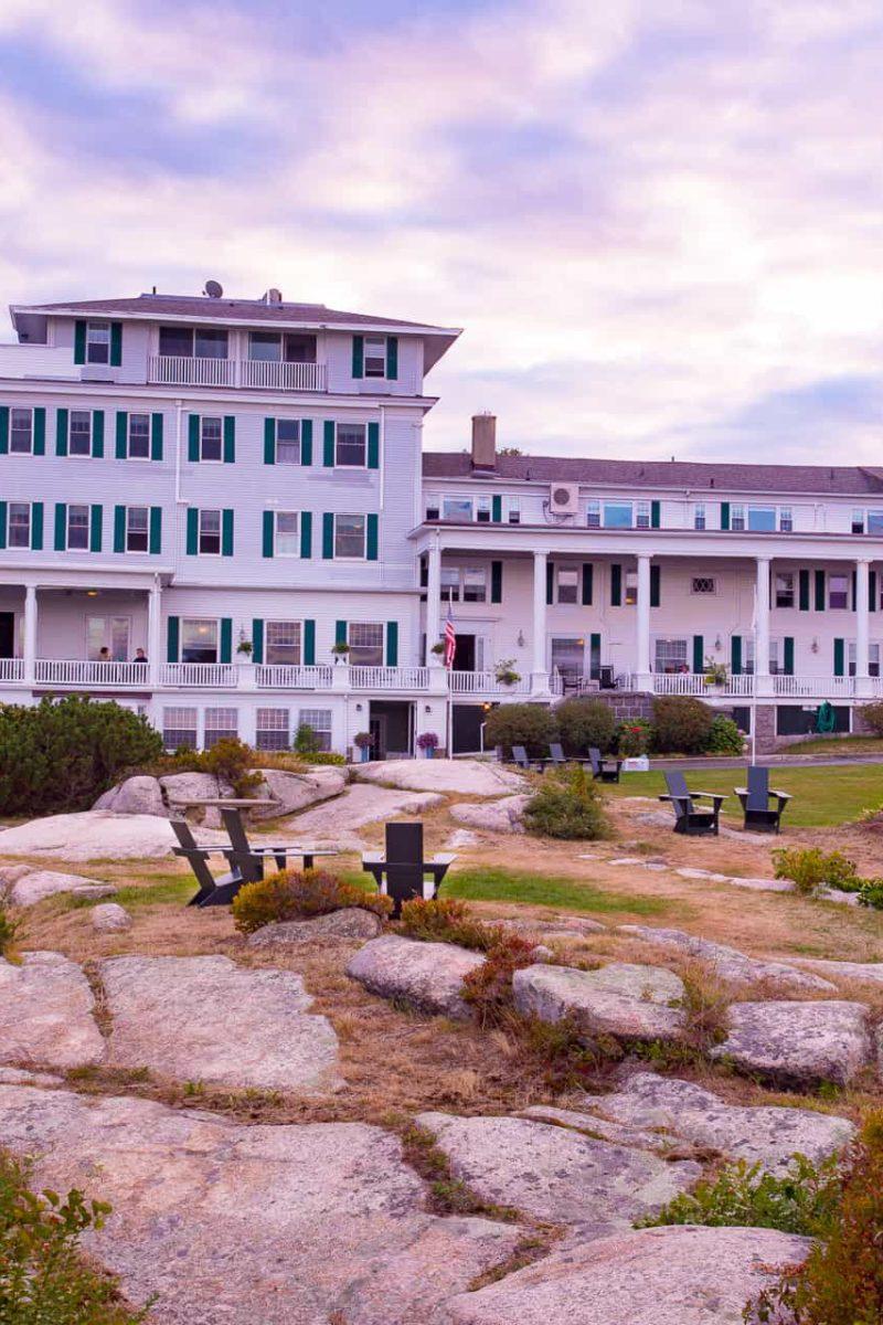 Take a Step Back in Time at the Elegant Emerson Inn | Rockport, MA.
