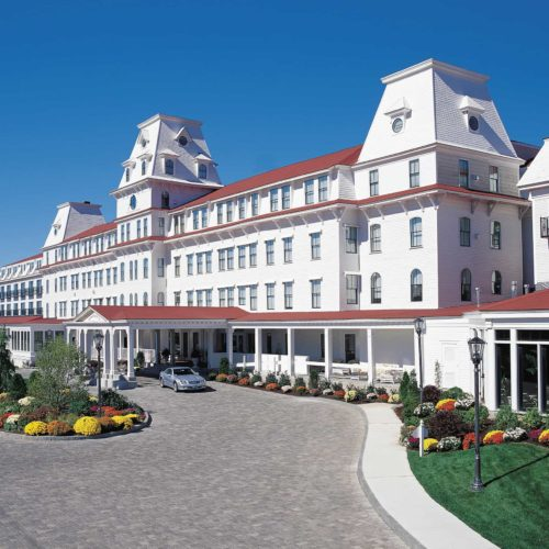 A Luxury Night Away at the Historic Wentworth By The Sea